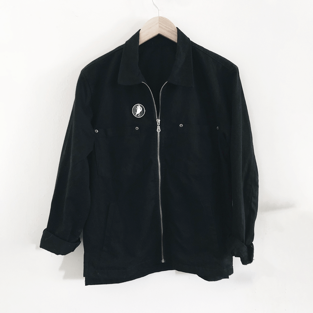 "The Pretty Cult ""Tarot"" Collection Jacket - Chelsea Wolfe"