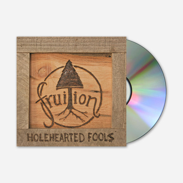 Holehearted Fools EP by Fruition for sale on hellomerch.com