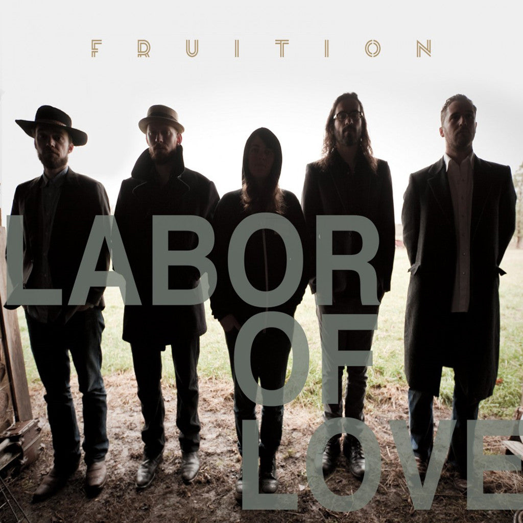 Labor Of Love CD - Fruition - Hello Merch