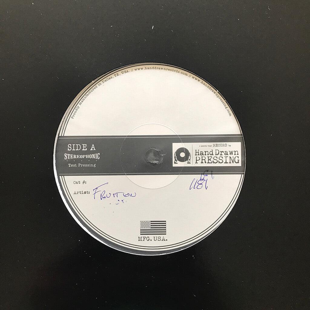 watching it all fall apart test pressing vinyl – hello merch