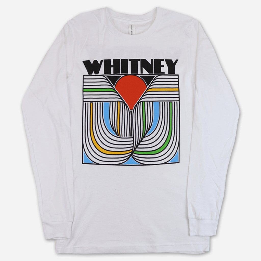 Forever Turned Around Tour White Long Sleeve