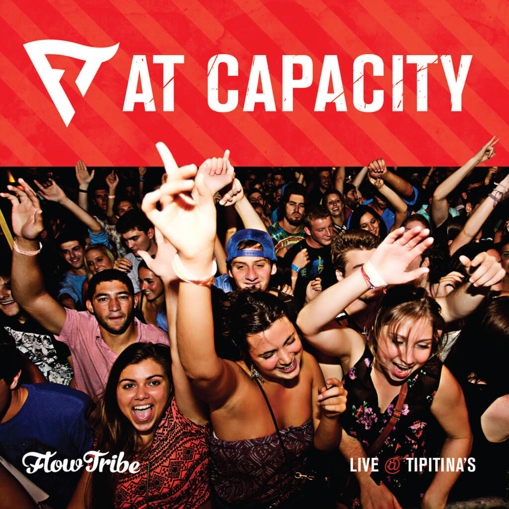 At Capacity CD - Flow Tribe - Hello Merch