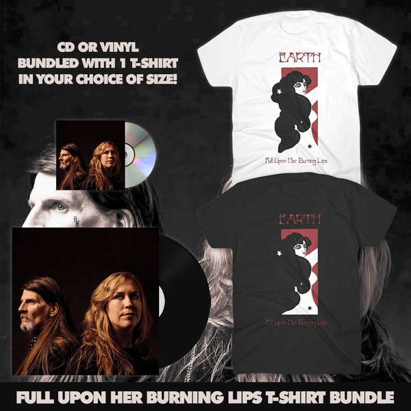 Full Upon Her Burning Lips T-Shirt Bundle by Earth for sale on hellomerch.com