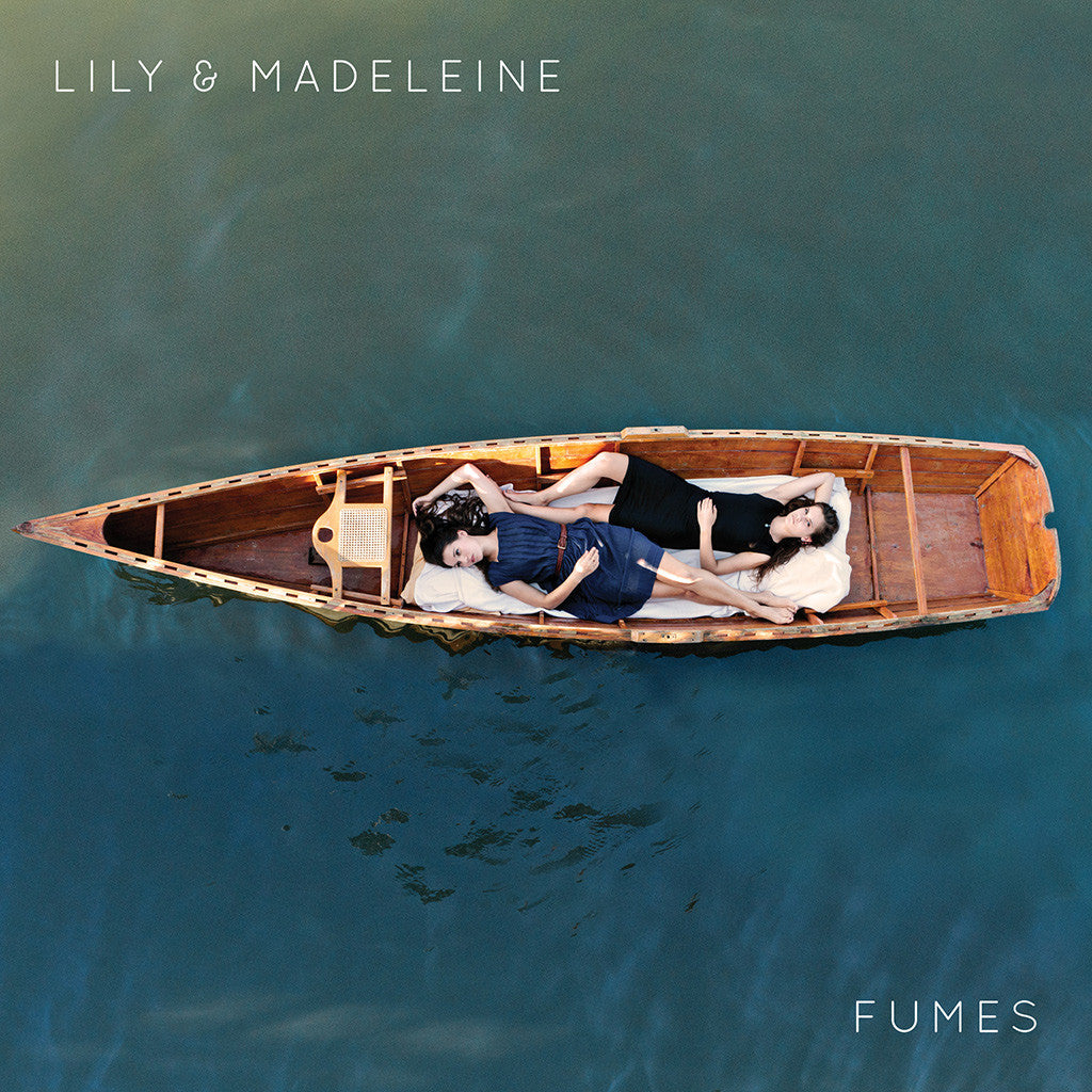 Fumes CD - Lily & Madeleine - Hello Merch