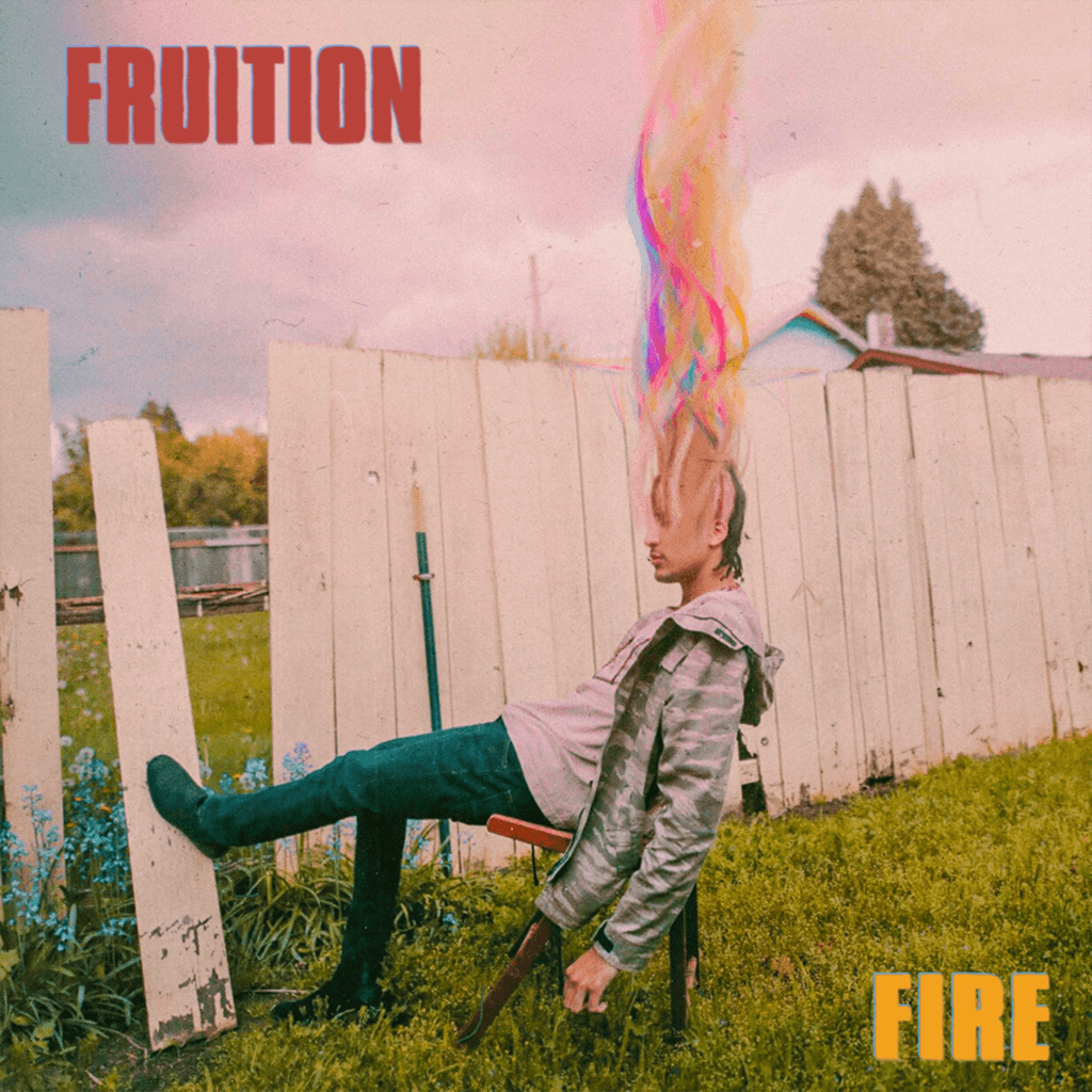 Fire EP CD - Fruition - Hello Merch