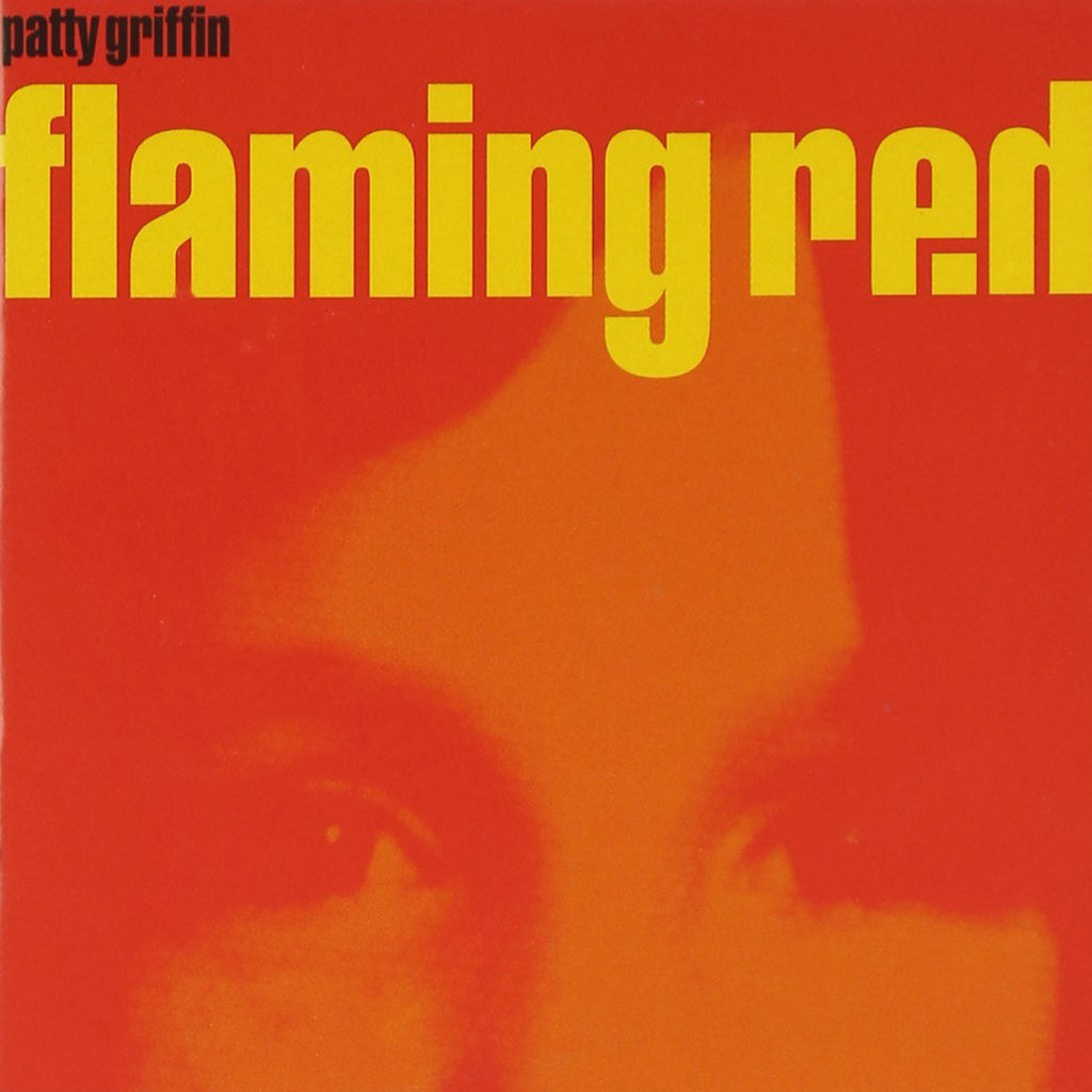 Flaming Red CD - Patty Griffin - Hello Merch