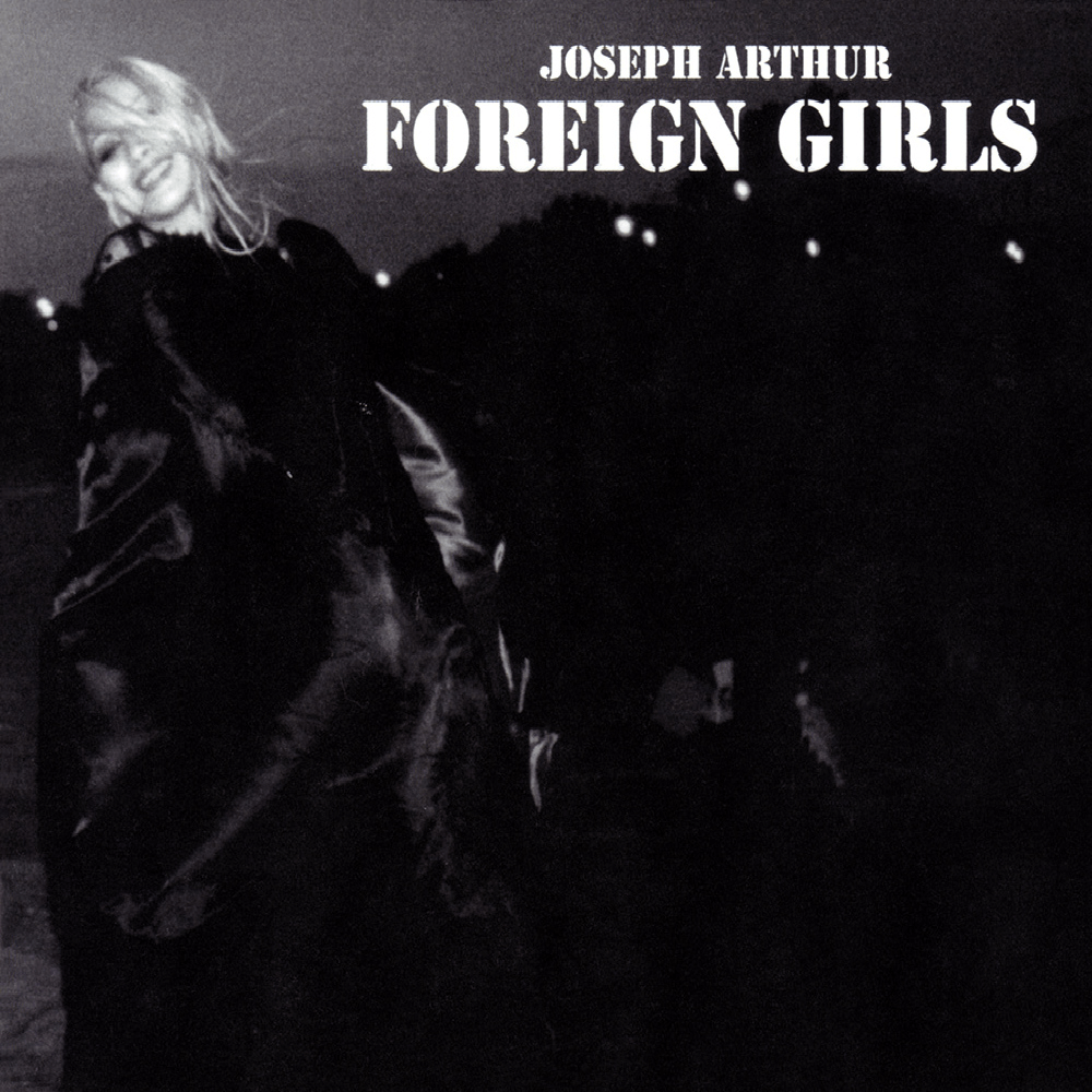 Foreign Girls CD