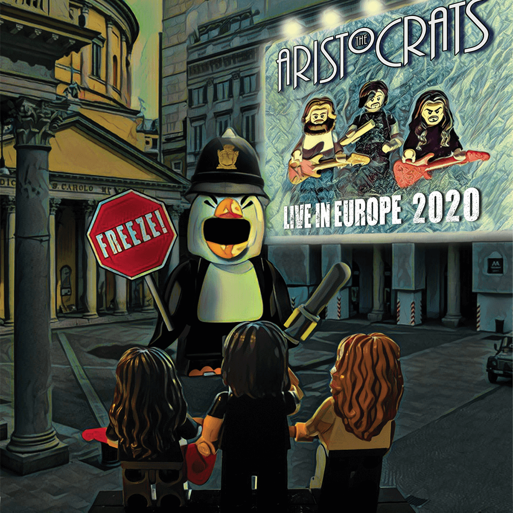FREEZE! Live In Europe 2020 CD