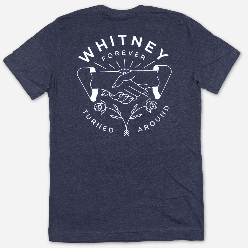 Friendship Heather Navy T-Shirt