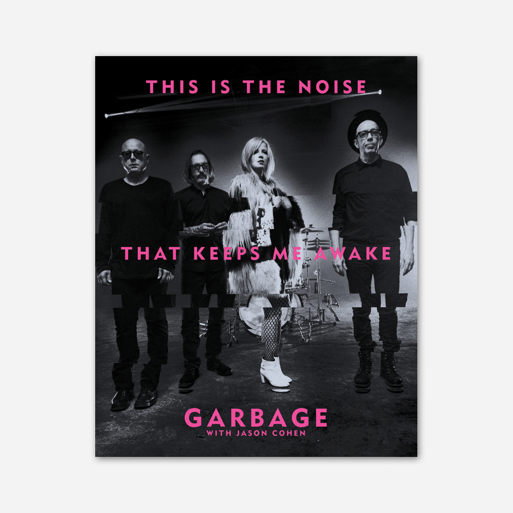 This Is the Noise That Keeps Me Awake Hardcover Book