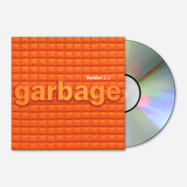 Version 2.0 Deluxe CD by Garbage for sale on hellomerch.com