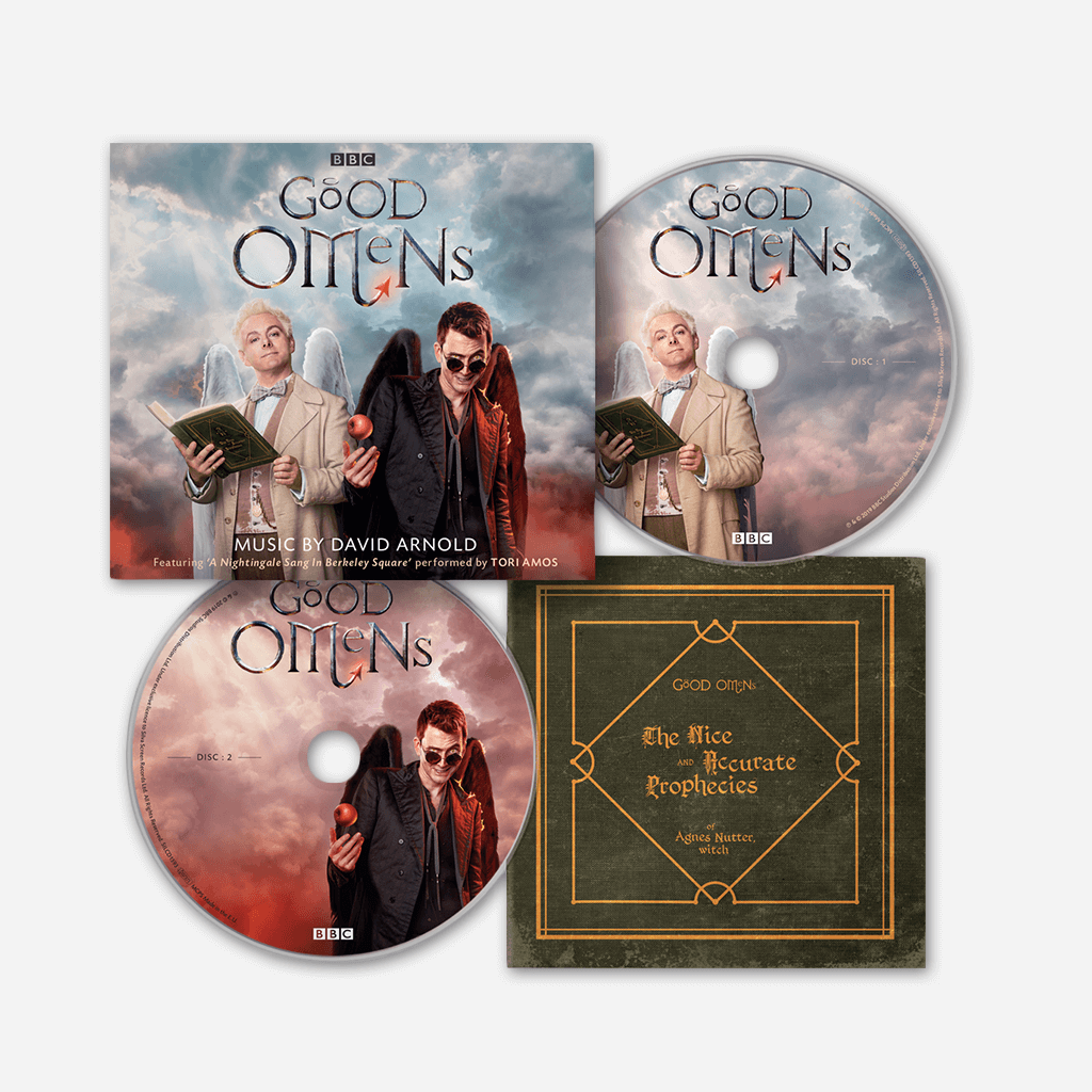Good Omens Soundtrack CD
