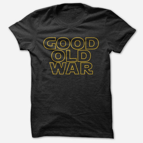 Good Old War Black Tri-Blend by Good Old War (SH) for sale on hellomerch.com