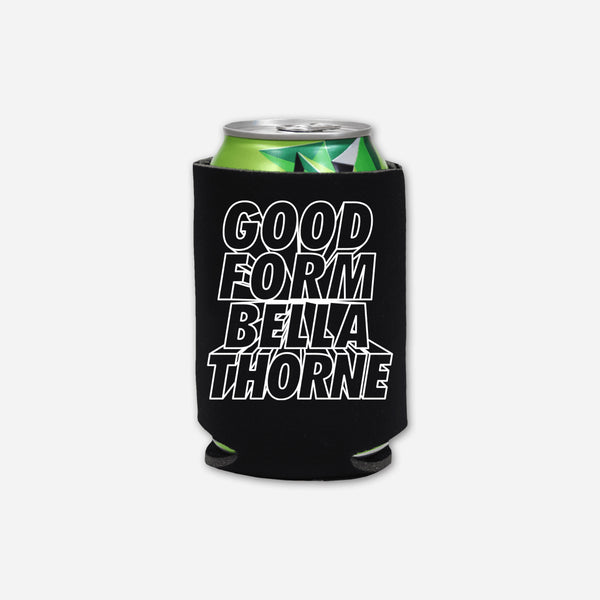 Good Form Koozie by Who? Weekly for sale on hellomerch.com