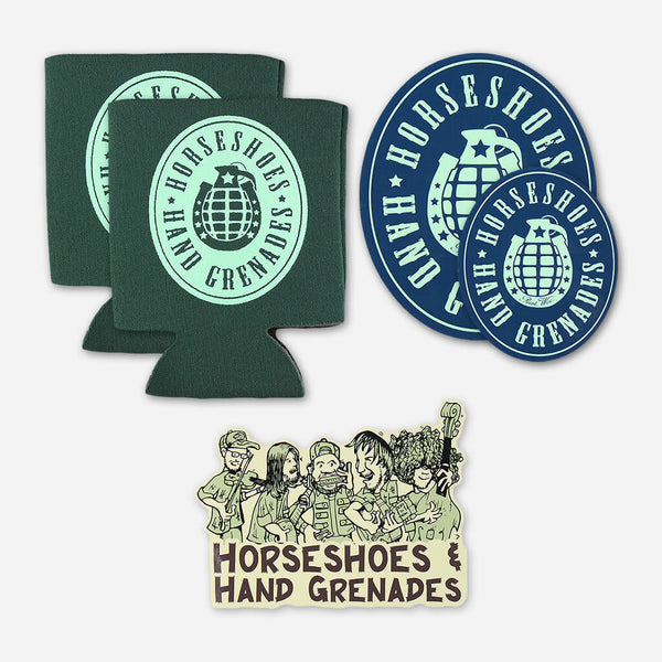 Starter Pack Bundle by Horseshoes and Hand Grenades for sale on hellomerch.com
