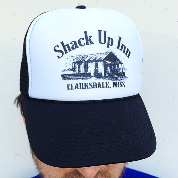 SUI Logo Hat by Shack Up Inn for sale on hellomerch.com