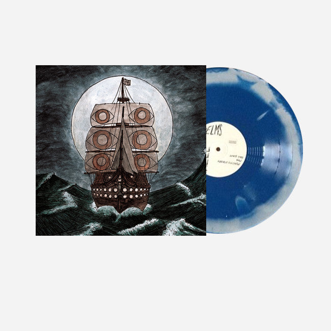 Helms Alee // Young Widows Split LP 12