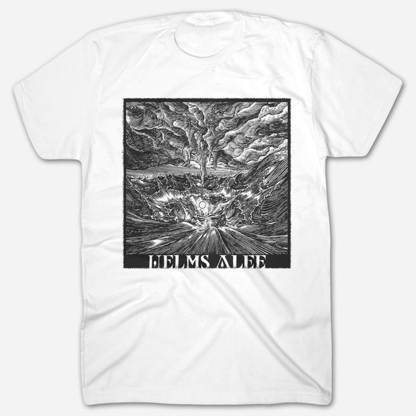 Ammo White T-Shirt by Helms Alee for sale on hellomerch.com