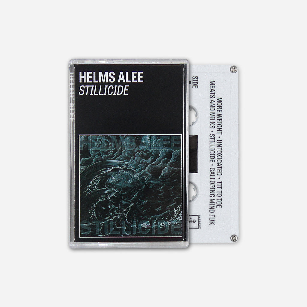 Stillicide Cassette Tape - Helms Alee - Hello Merch