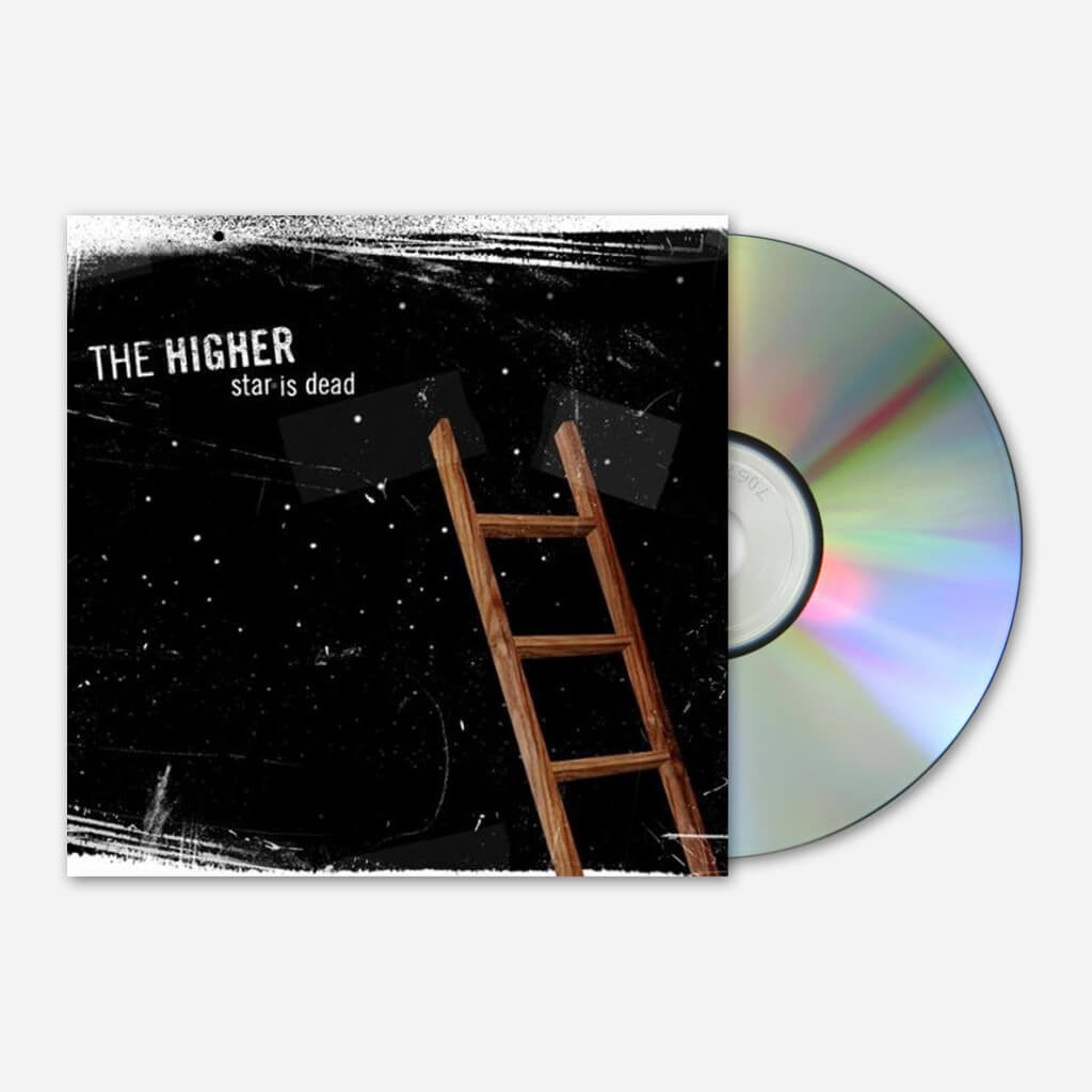 The Higher - Star Is Dead (EP) CD