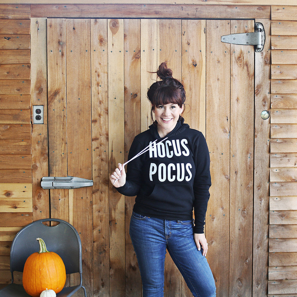 Hocus Pocus Sweatshirt - Oui Fresh - Hello Merch