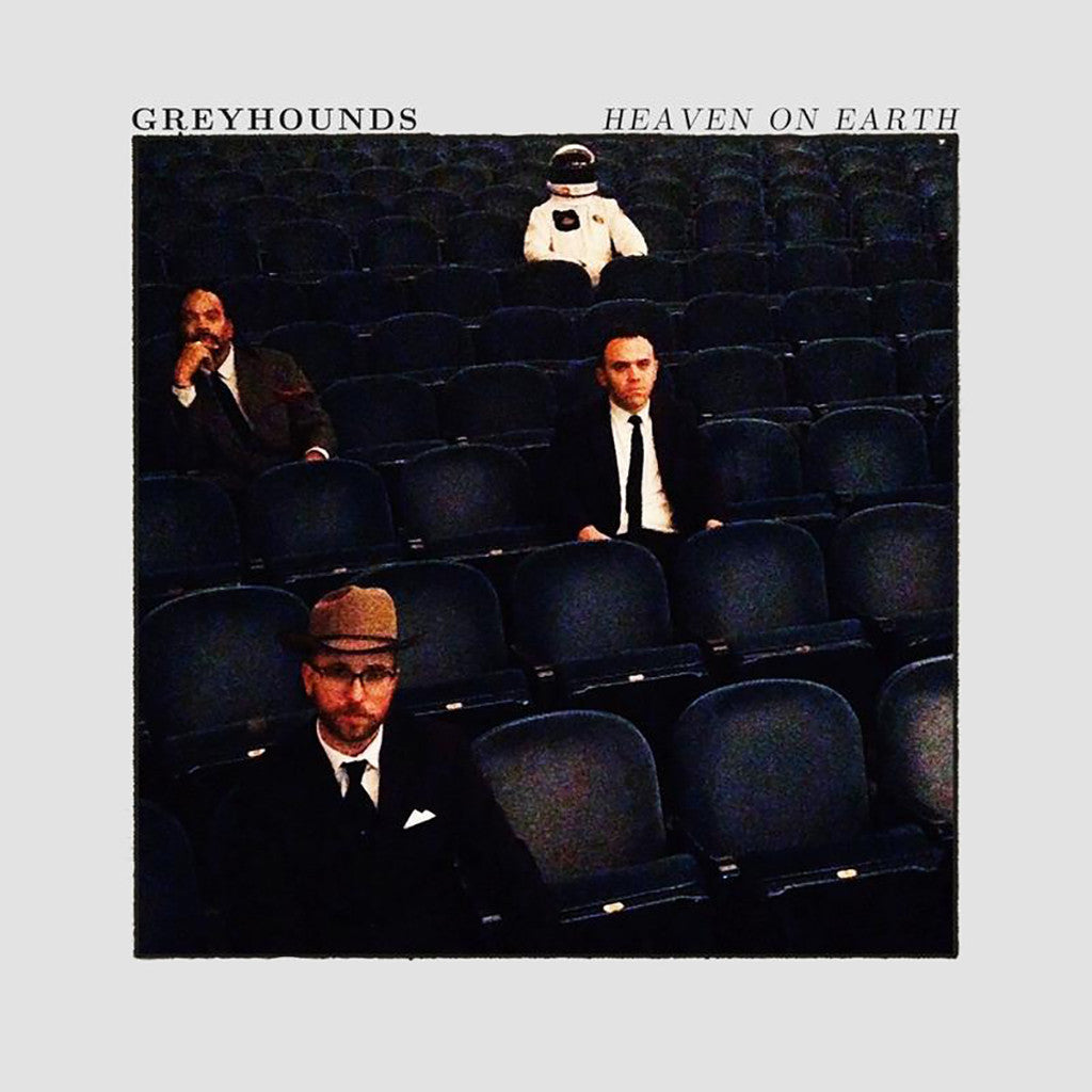Greyhounds - Heaven On Earth CD - Ardent Music - Hello Merch