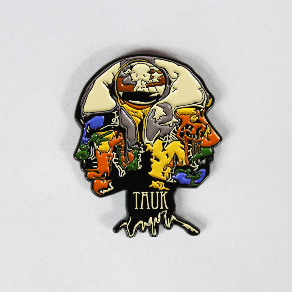 Homunculus Pin - TAUK - Hello Merch