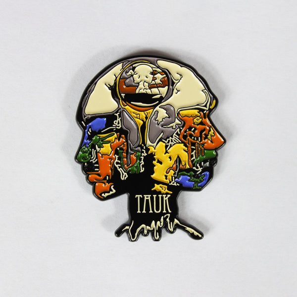 Homunculus Pin by TAUK for sale on hellomerch.com