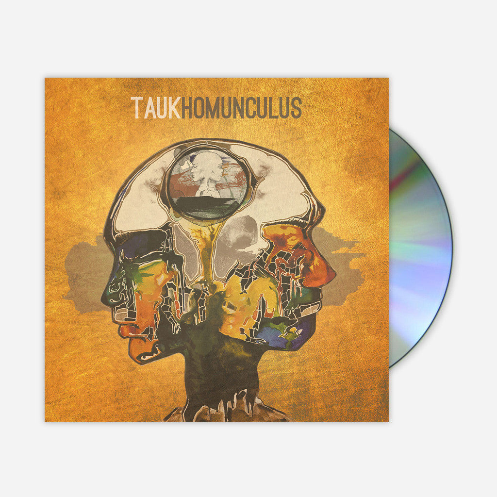 Homunculus 2013 CD - TAUK - Hello Merch