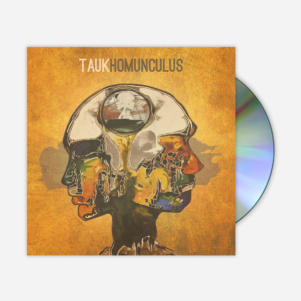 Homunculus 2013 CD by TAUK for sale on hellomerch.com