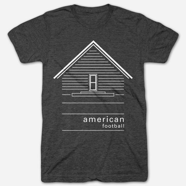 House Charcoal Black Tri-Blend by American Football for sale on hellomerch.com