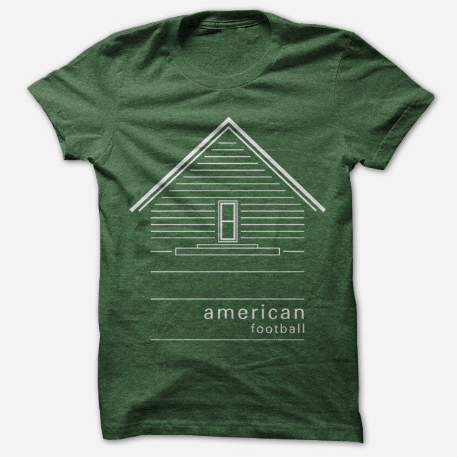 House Emerald Tri-Blend - American Football - Hello Merch
