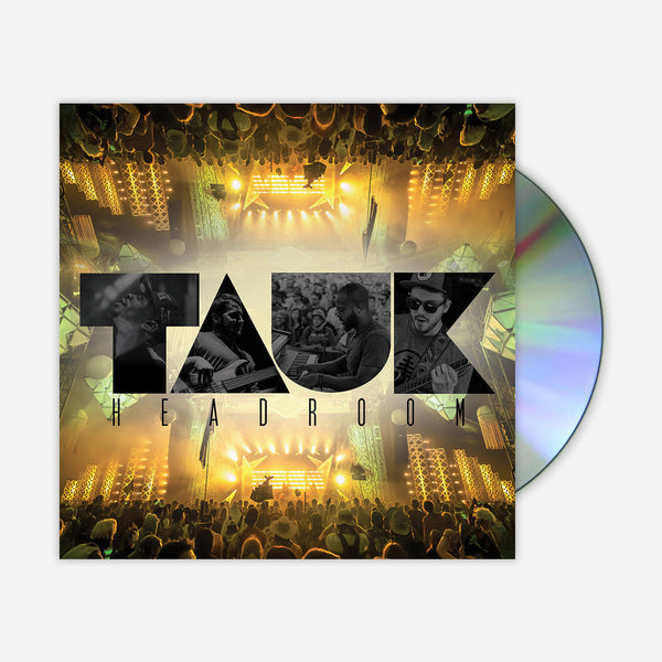 HEADROOM CD by TAUK for sale on hellomerch.com