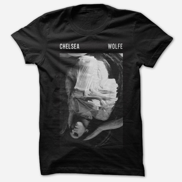 HYPNOS Black T-Shirt by Chelsea Wolfe for sale on hellomerch.com
