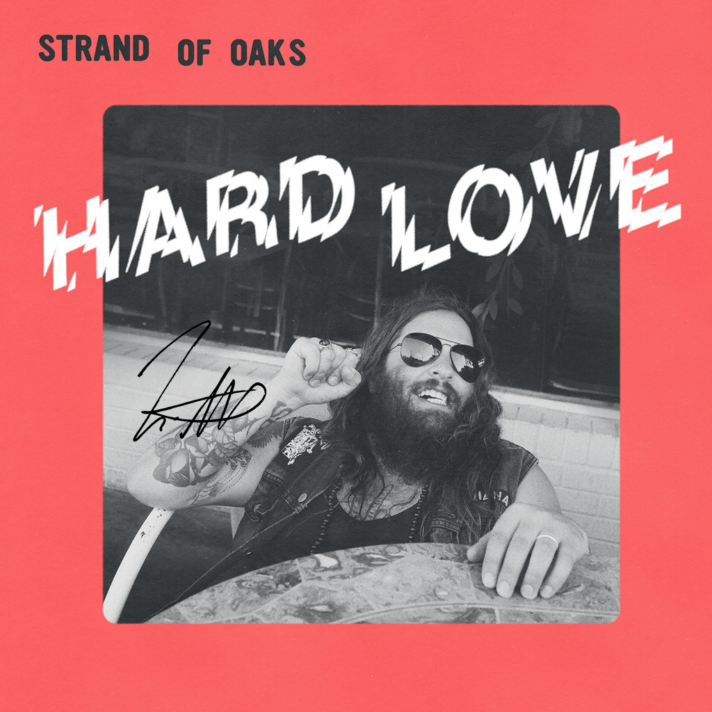 "Hard Love 12"" Signed Vinyl"