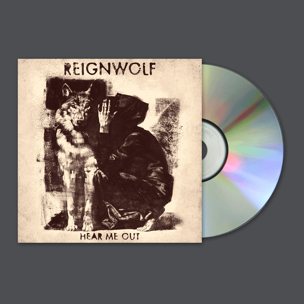 Hear Me Out CD by Reignwolf for sale on hellomerch.com
