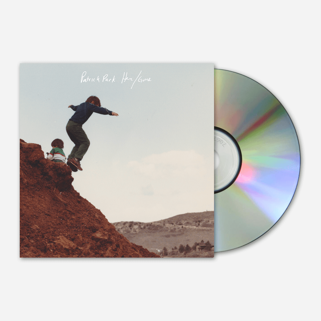 Here/Gone CD