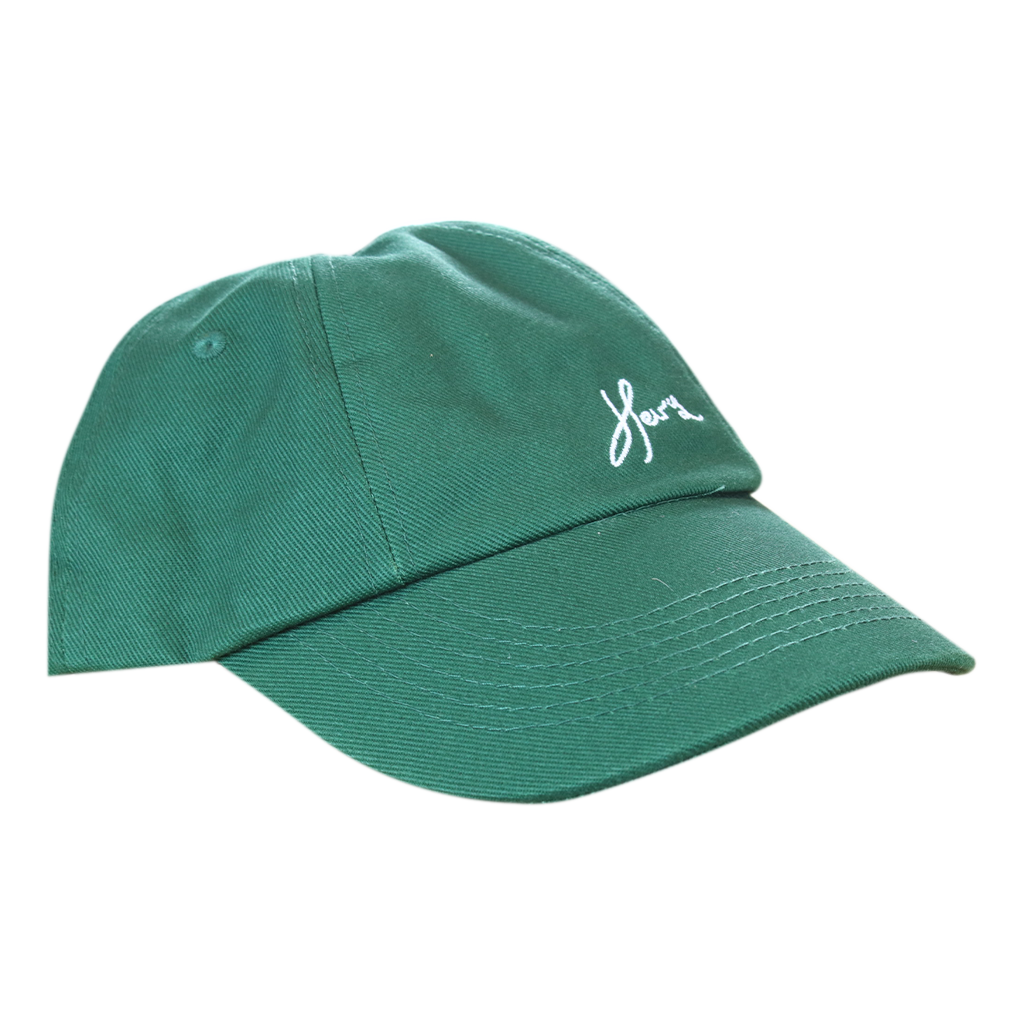 Script Dino Green Dad Hat