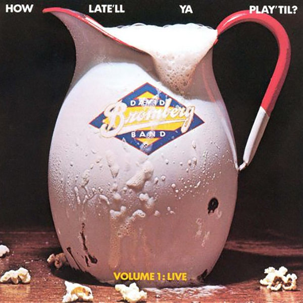 How Late'll Ya Play 'Til Vol 1 Live CD by David Bromberg for sale on hellomerch.com