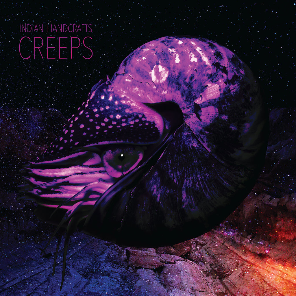Creeps CD - Indian Handcrafts - Hello Merch