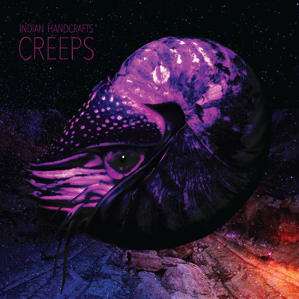 Creeps CD by Indian Handcrafts for sale on hellomerch.com
