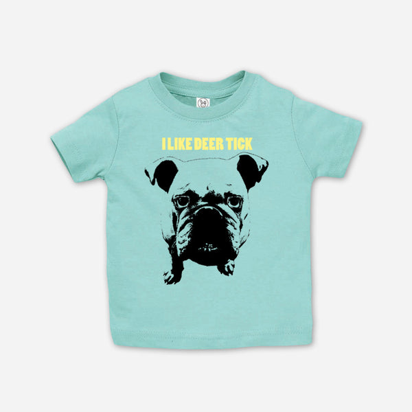 I Like Deer Tick Chill Infant T-Shirt by Deer Tick for sale on hellomerch.com