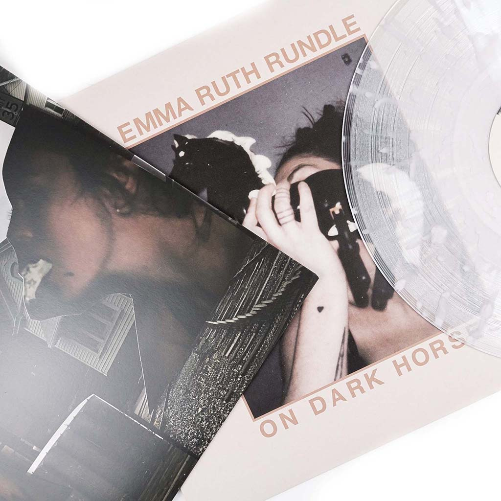 Emma Ruth Rundle - On Dark Horses Original Album Art Collage