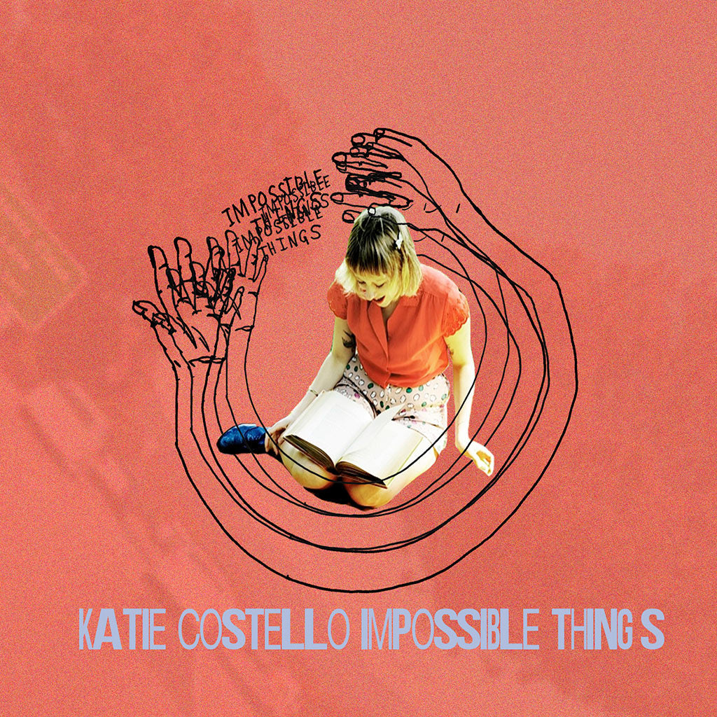 Impossible Things - EP (Digital MP3) - Katie Costello - Hello Merch