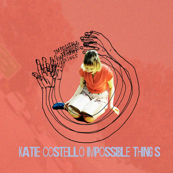 Impossible Things - EP (Digital MP3) by Katie Costello for sale on hellomerch.com