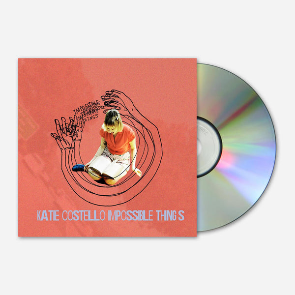 Impossible Things - EP (Audio CD) by Katie Costello for sale on hellomerch.com
