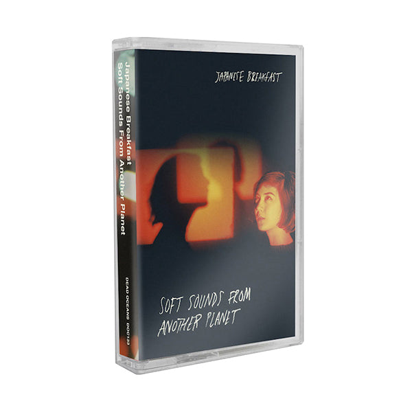Soft Sounds From Another Planet Cassette Tape