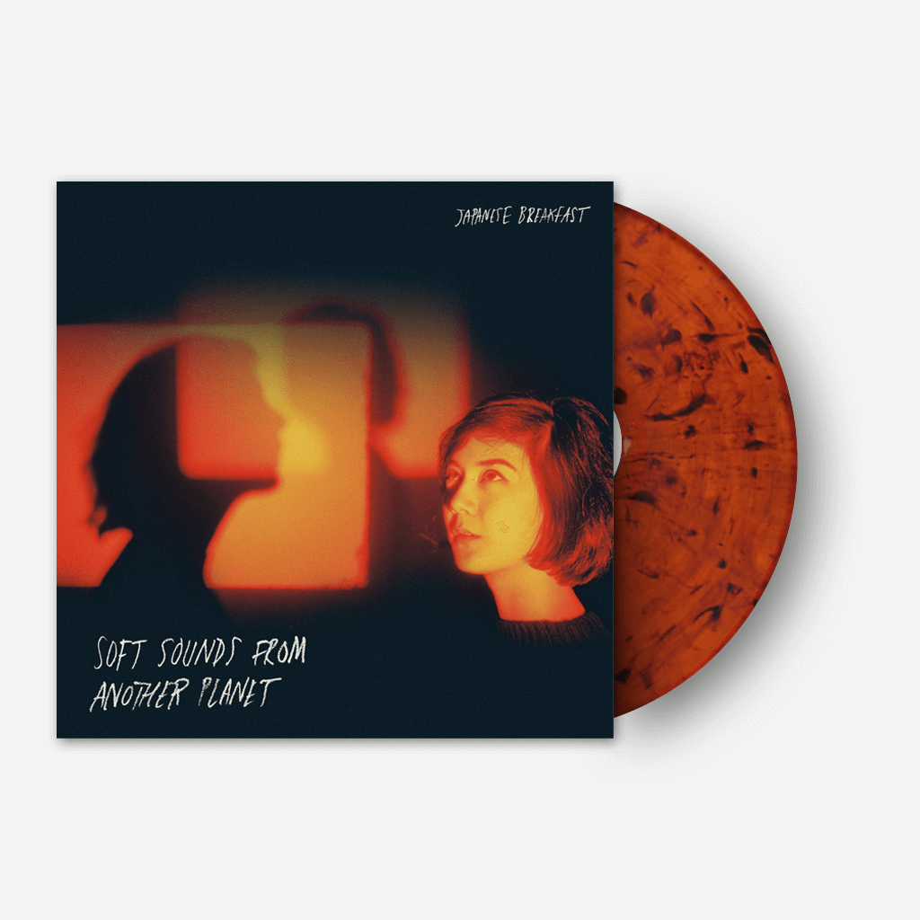 "Soft Sounds From Another Planet 12"" Orange & Black Vinyl"