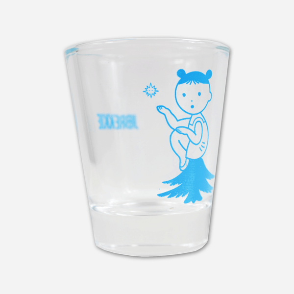 JBREKKIE Shot Glass by Japanese Breakfast for sale on hellomerch.com
