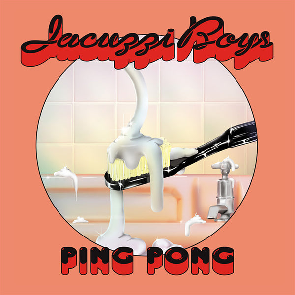 Ping Pong Digital by Jacuzzi Boys for sale on hellomerch.com